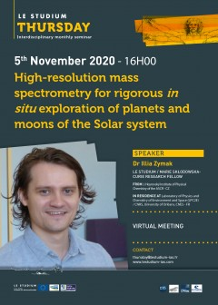 High-resolution mass spectrometry for rigorous in situ exploration of planets and moons of the Solar system