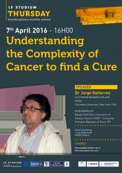 Understanding the Complexity of Cancer to find a Cure