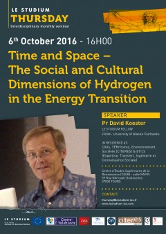 Time and Space – The Social and Cultural Dimensions of Hydrogen in the Energy Transition