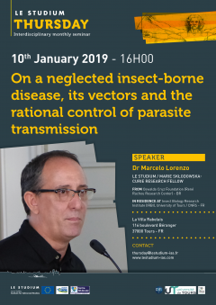 On a neglected insect-borne disease, its vectors and the rational control of parasite transmission