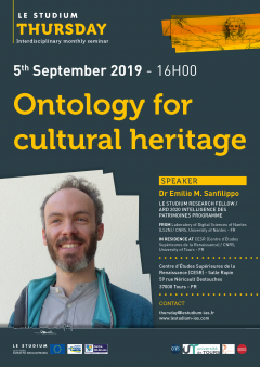 Ontology for cultural heritage