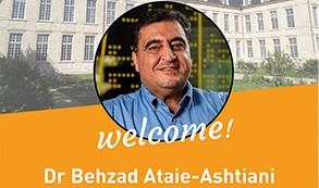 Dr Behzad Ataie-Ashtiani