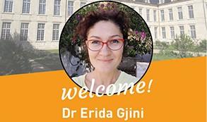 Dr Erida Gjini