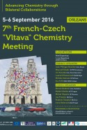"7th French-Czech ""Vltava""  Chemistry Meeting, Advancing Chemistry through Bilateral Collaborations"