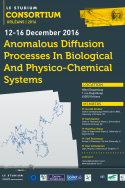 Anomalous Diffusion Processes In Biological And Physico-Chemical Systems