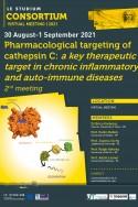 Pharmacological targeting of cathepsin C