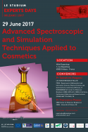 Advanced Spectroscopic and Simulation Techniques Applied to Cosmetics