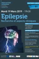 Epilepsie, recherche et aspects cliniques