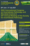 53rd Annual Meeting of the Society for Invertebrate Pathology