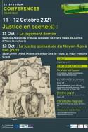 Justice en scène(s)
