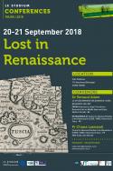 Lost in Renaissance