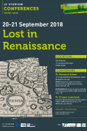 Lost in Renaissance