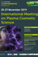 International Meeting on Plasma Cosmetic Science