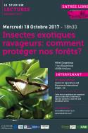 Insectes exotiques ravageurs: comment protéger nos forêts?