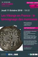 Les Vikings en France : le témoignage des monnaies