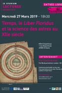 Temps, le Liber Floridus et la science des astres au XIIe siècle