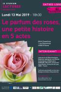 Le parfum des roses, une petite histoire en 5 actes