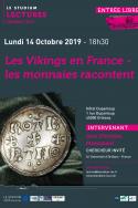 Les Vikings en France - les monnaies racontent