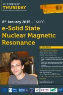 e-Solid State Nuclear Magnetic Resonance