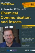 Chemical Communication and Insects