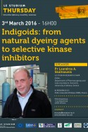 Indigoids: from natural dyeing agents to selective kinase inhibitors