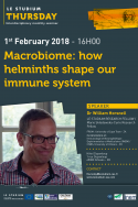 Macrobiome: how helminths shape our immune system