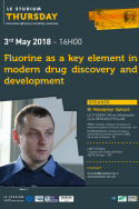 Fluorine as a key element in modern drug discovery and development
