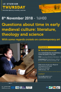 Questions about time in early medieval culture: literature, theology and science
