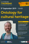 Ontology for cultural heritage